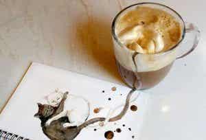 Kawa z przyjaciółmi uczyni wszystko łatwiejszym!