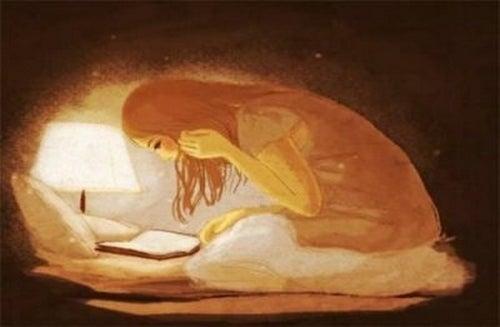 O świcie - czas marzycieli, czytających, zakochanych