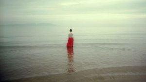 na brzegu