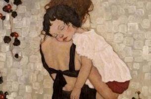 Matka i dziecko - dzieci