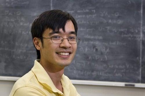 Najbardziej inteligentny człowiek na świecie Terence Tao