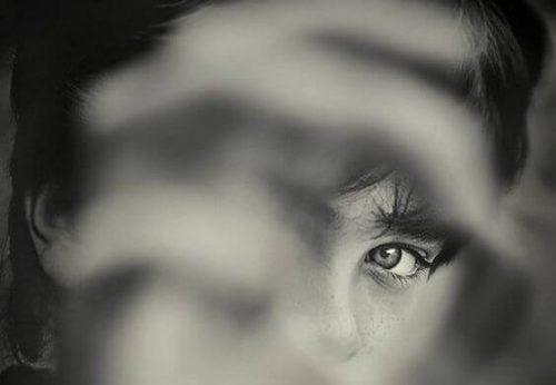 Oko chłopca