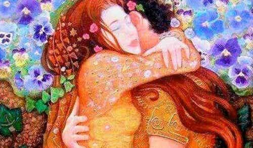 Miłość oznacza chęć bycia razem