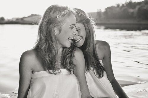 Uśmiechanie się – życie jest dobre dla tych, którzy wiedzą jak to robić