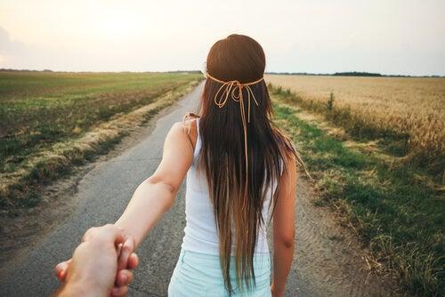 Mając kogoś u swego boku zajdziesz dalej