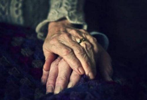 Stare ręce
