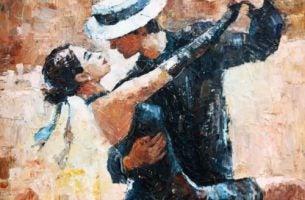 Taniec - prawdziwa miłość