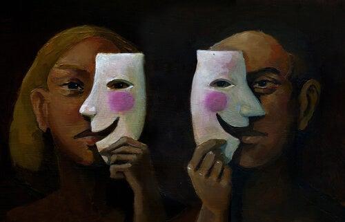 Toksyczne maski - wpływ toksycznego znajomego