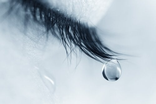 Łza i depresja