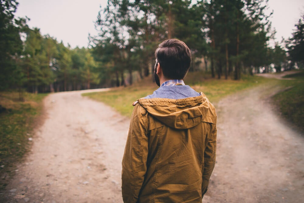 Co zrobić ze swoim życiem, kiedy nie możesz odnaleźć właściwej drogi?