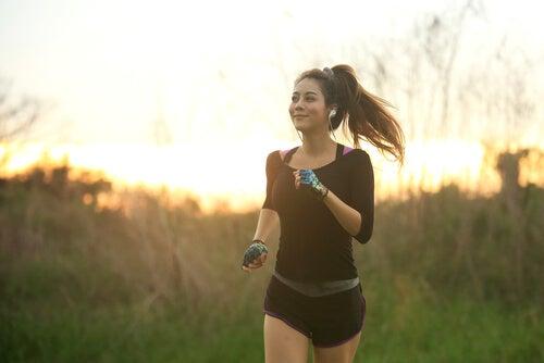 Bieganie może być niezwykłą formą medytacji