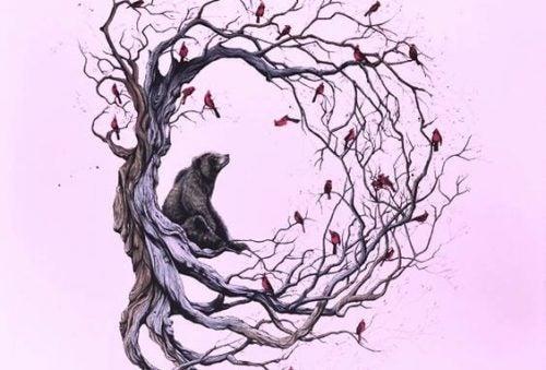 Drzewo zmartwień