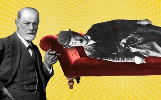 Freud i Chaplin