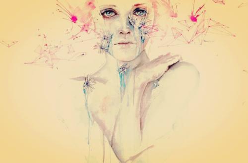 Kobieta - ból emocjonalny