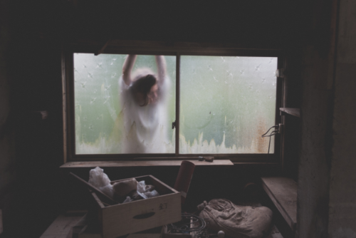 Dystymia - chora kobieta