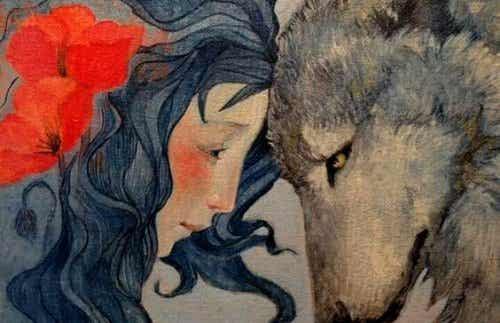 Czerwony Kapturek inaczej - opowieść zhańbionego wilka