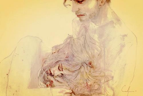 Ból emocjonalny podczas rozstania - nadal Cię kocham