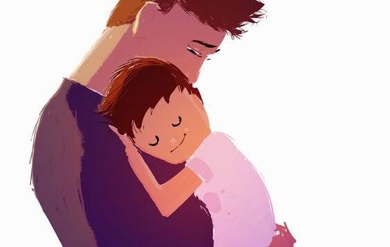 Ojciec i syn.