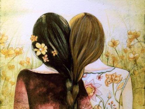 Dziewczyny o wspolnym warkoczu
