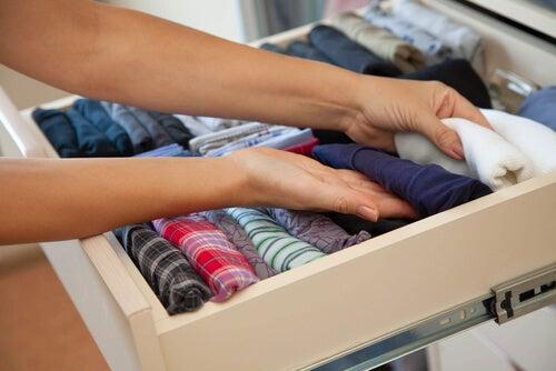 szafa ubrania