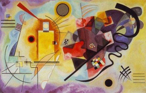 Abstrakcyjny obraz umysłu