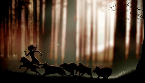 """""""Biegnąca z wilkami"""" - siedem cytatów skłaniających do refleksji"""