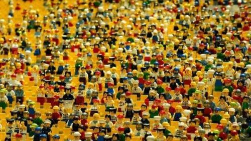 Ludziki Lego