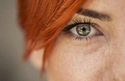 Oczy ujawniają emocje