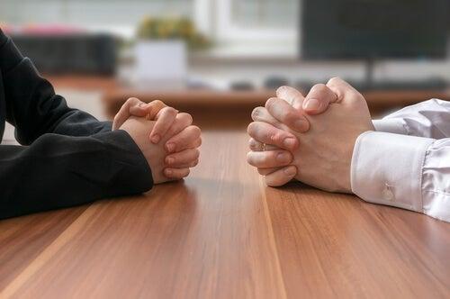 Rozmowa mediacja