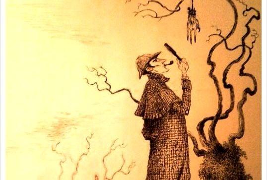 Sherlock Holmes - kreatywny umysł