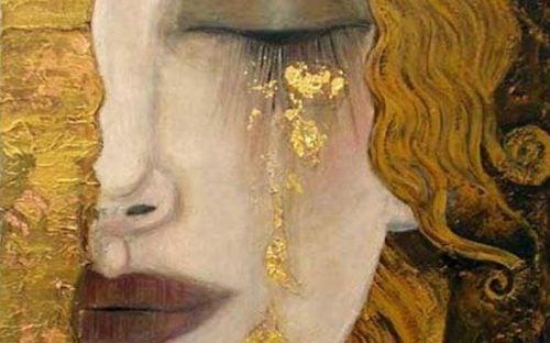 Smutek - nie mów nic, tylko mnie kochaj