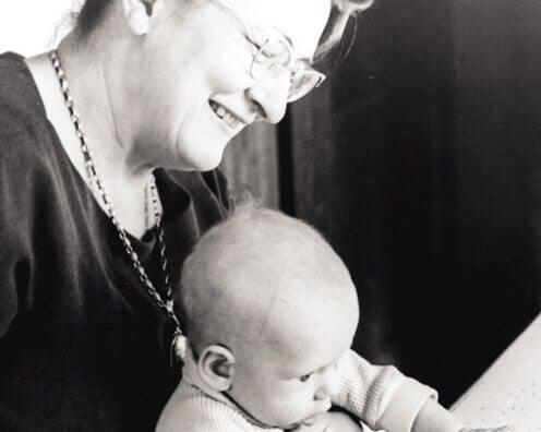 Przywiązanie - mama i dziecko