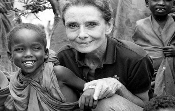 Audrey w Afryce