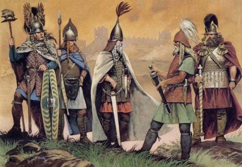 Grupa celtów