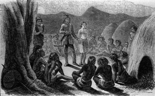 Indianie plemię