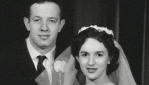 John Nash i jego żona