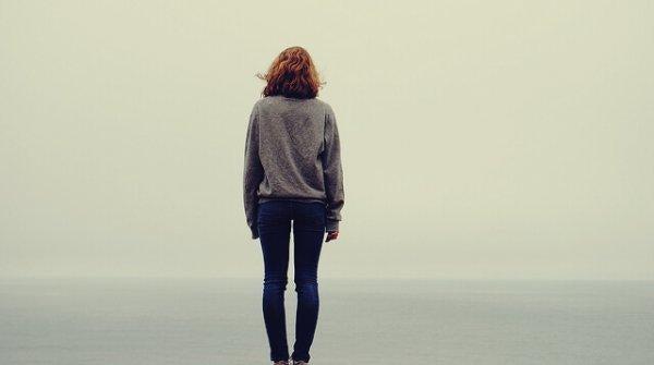 Samotna kobieta - osobowość schizoidalna