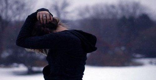 Kobieta - schizoidalne zaburzenie osobowości