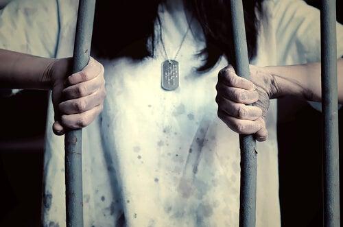 Ucieczka z więzienia.
