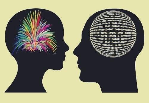 Dwa rodzaje mózgów.