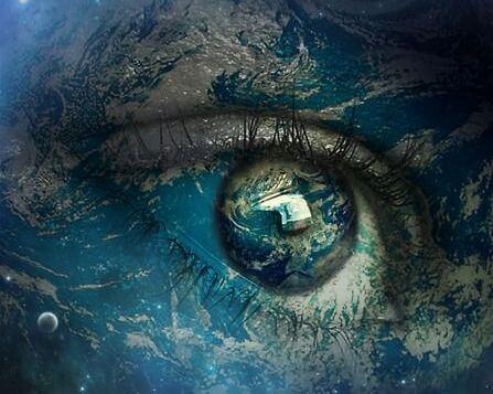 Kosmiczne oko.