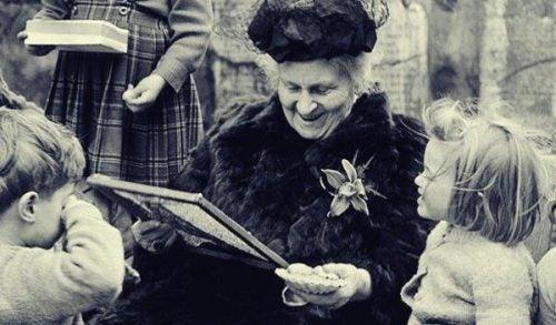 Maria Montessori o edukacji – najlepsze cytaty