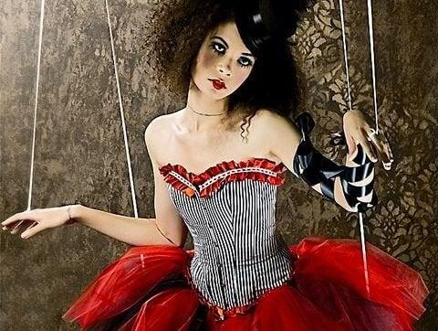 Marionetka.