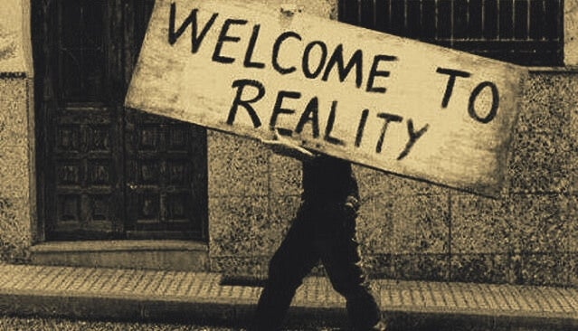 Witamy w rzeczywistości