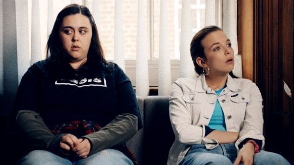 My mad fat diary.