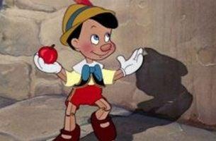 pajacyk Pinokio