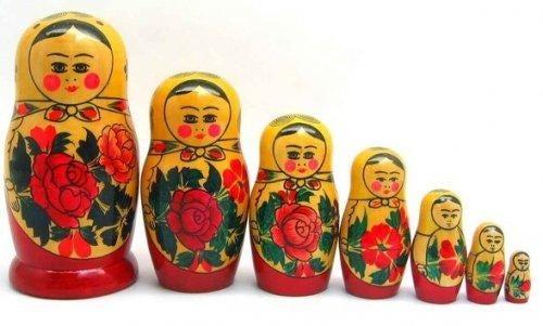 Rosyjska matrioszka