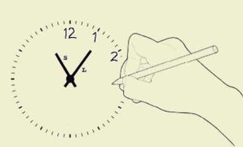 Test rysunku zegara – wykrywanie chorób i zaburzeń psychicznych