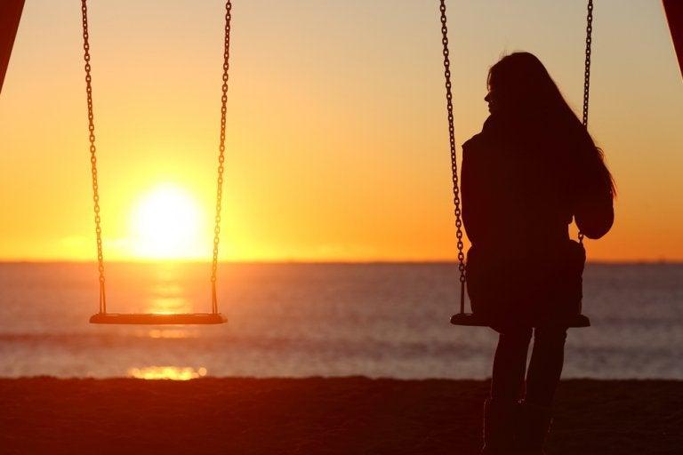 Zachód słońca - niczego nie żałuj...