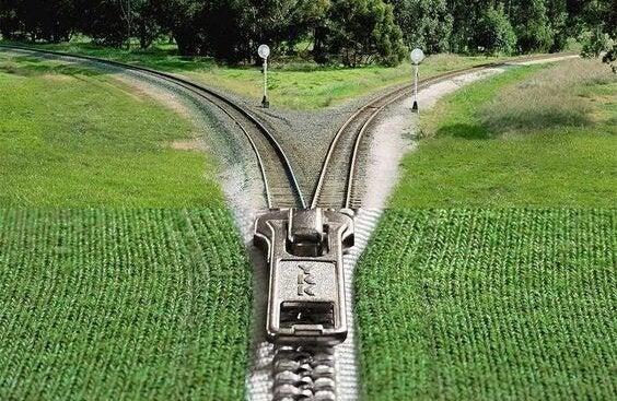 Decyzja na rozstaju dróg.